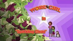 Sparkling Clean titlecard