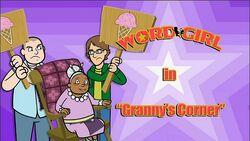 Granny's corner