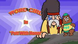 Putt with Honor titlecard