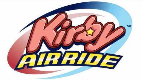 Air Ride - Frozen Hillside - Kirby Air Ride Music Extended