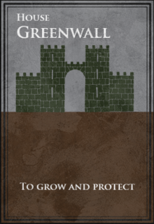 House Greenwall