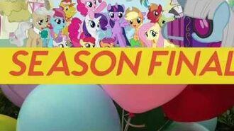 My Little Pony FiM Season Finale (Promo) - Hub Network