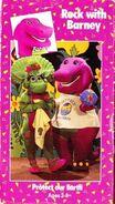 Barney & the Backyard Gang: Rock with Barney