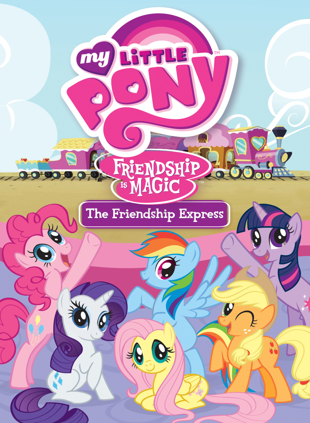 My little pony friendship is magic the friendship - My little pony wikia ...