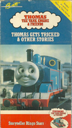 Thomas Gets Tricked and Other Stories (VHS/DVD)