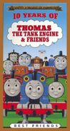 10 Years of Thomas (VHS/DVD)