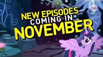 My Little Pony Friendship is Magic Season 4 (Promo) - Hub Network