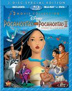 Pocahontas & Pocahontas II (Special Edition)