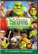 Shrek4 dvd