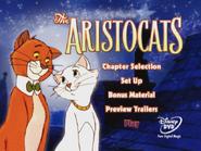 Aristocats mainmenu