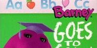 Barney & the Backyard Gang: Barney Goes to School