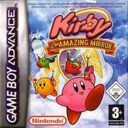 Kirby mirror PAL