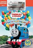 ThomasSodorCelebration DVD