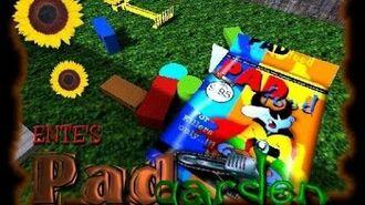 ENTE's PadGarden (New Version)