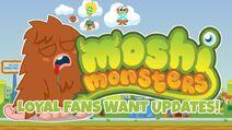 Moshi Monsters update