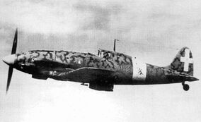 Mc.202 folgore flight