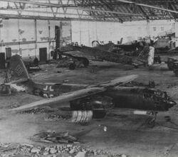 Arado Ar 234 Construction