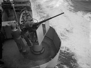 Oerlikon Autocannon (20mm)