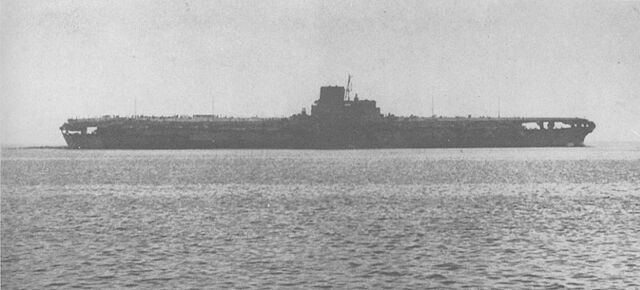 File:IJN Aircraft Carrier Shinano.jpg