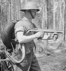 Flamethrower, Portable, No.2