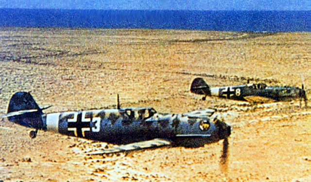 File:Messerschmitt Bf 109, North Africa.png