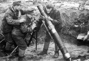 Granatwerfer 42, Combat