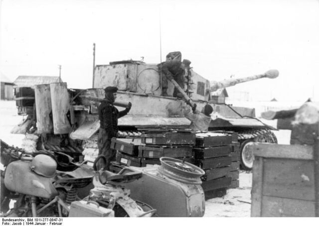 File:Winter Tiger Reloading, Russia 1944.jpg