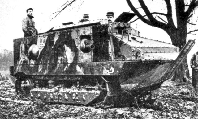 File:Schneider CA1 (M16) tank.jpg