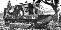 Char D'Assault Schneider (Schneider CA)