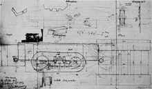 330px-Estienne tank drawings 11 December 1915