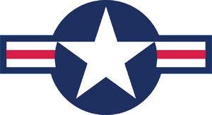 USAF roundel