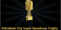 Petroleum City Super Speedway Trophy