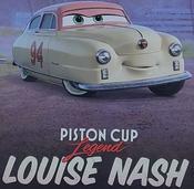 Louise Nash World Of Cars Wiki Fandom Powered By Wikia
