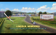 Entering Lincoln