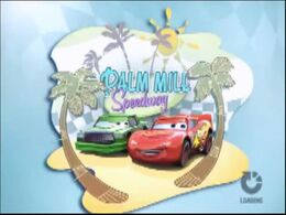 Palm Mile loading screen