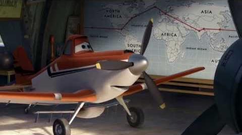 Disney's Planes Official Promo 2 In Cinemas August 23rd, 2013 Disney India