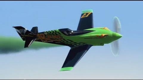 "Disney's Planes - ""Meet The Racers"""