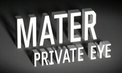 Cars Toon Mater Private Eye Header
