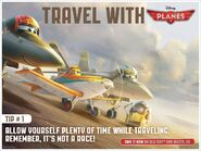 """Travel With """"Planes"""" 1"""