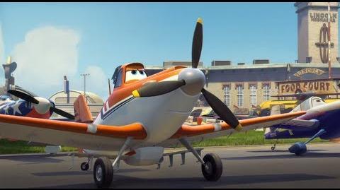 Disney's Planes Extended Sneak Peek - On Blu-ray Combo Pack and Digital HD on November 19