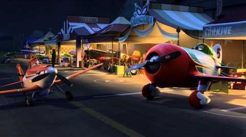 Disney's Planes Official Promo 1 In Cinemas August 23rd, 2013 Disney India