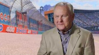 "Cars 3 ""Tex"" Humpy Wheeler Interview"