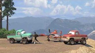 Oscaro.com - Disney Planes 2 - des pièces auto d'origine 2 fois moins chères