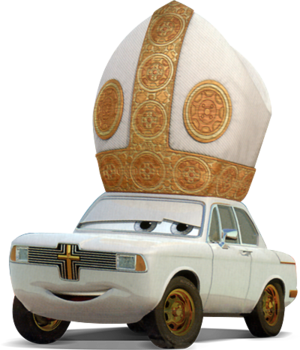 Pope pinion iv2