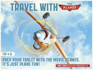 """Travel With """"Planes"""" 5"""