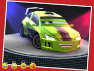 Cars 2 World Grand Prix Read & Race