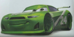 chase racelott world of cars wiki fandom powered by wikia