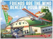 Friends Are The Wind Beneath Your Wings!