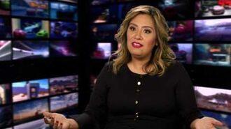 """Cars 3 """"Cruz Ramirez"""" Cristela Alonzo Interview"""