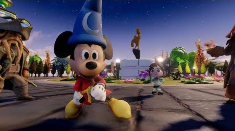 Go Disney Infinity, It's Your Birthday!